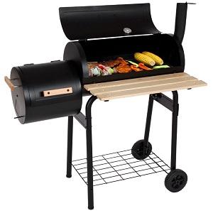 4.TecTake 400820 Barbacoa Barbecue Grill