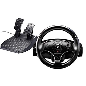 5.Thrustmaster T100 Force Feedback