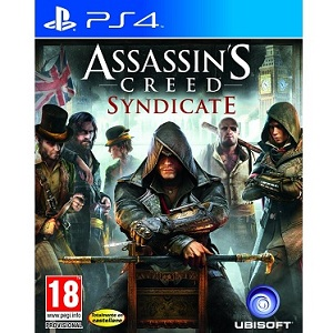 6.Assassin's Creed - Syndicate