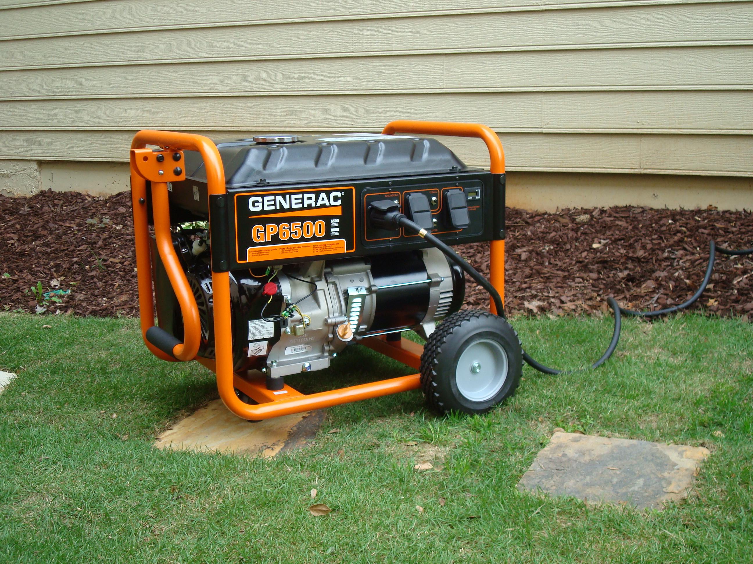 El mejor generador el ctrico comparativa guia de compra - Generadores electricos de gasolina ...