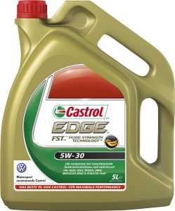 1.Castrol EDGE