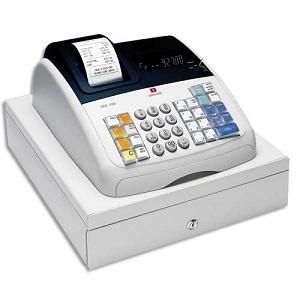 1.Olivetti ecr 7700