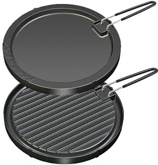 La mejor plancha para barbacoa comparativa guia de - Plancha de acero inoxidable para cocina ...