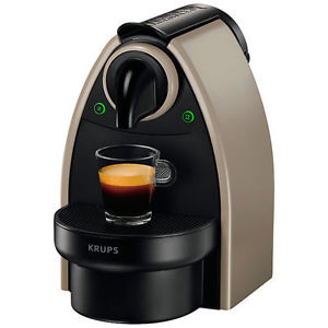 1. Krups Nespresso Essenza Automatic Earth XN2140