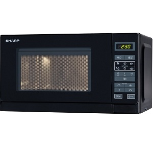 1.1 Sharp Electronics R242BKW