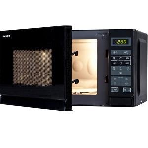 1.2 Sharp Electronics R242BKW