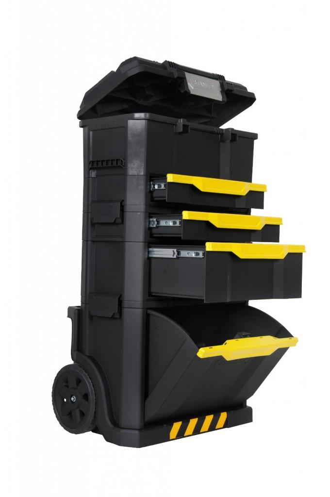 La mejor caja de herramientas comparativa gu a de - Caja herramientas con ruedas ...