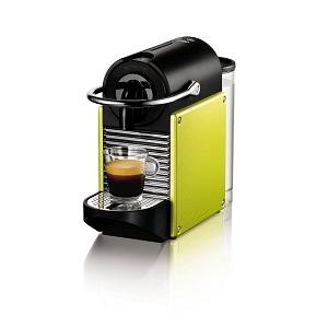 2. DeLonghi Nespresso Pixie Lime EN125L