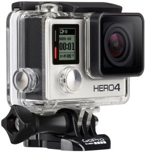 1.3 GoPro HERO4 Silver Edition Adventure