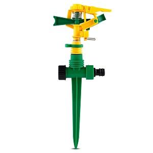 El mejor aspersor de riego comparativa guia de compra for Aspersores de agua para jardin