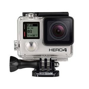 3.GoPro HERO4 Black Edition Adventure