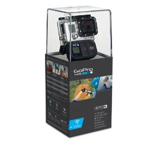 4.GoPro HERO3 Black Edition