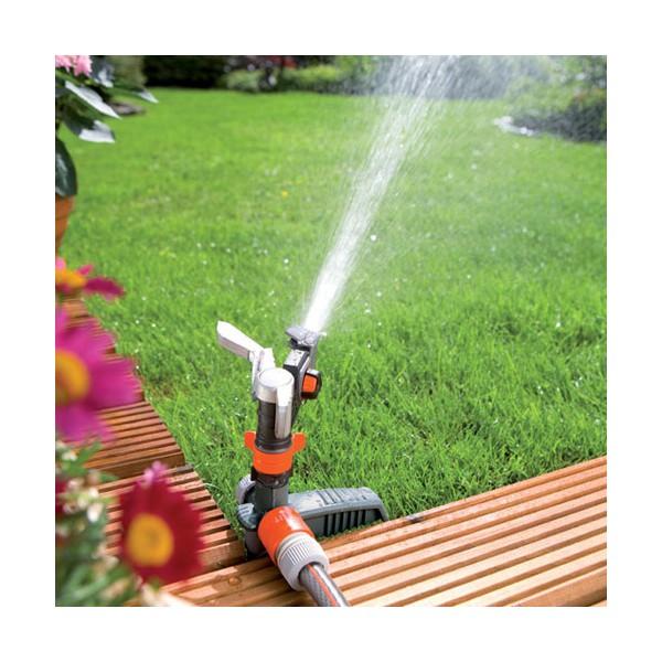 El mejor aspersor de riego comparativa guia de compra for Aspersor de agua para jardin