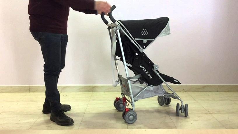Las mejores sillas de paseo maclaren comparativa del for Modelos silla maclaren