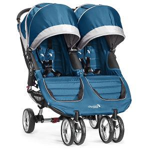1.Baby Jogger City Mini Double