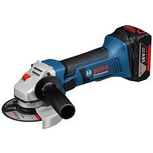1.Bosch GWS 18-125 V-LI Professional