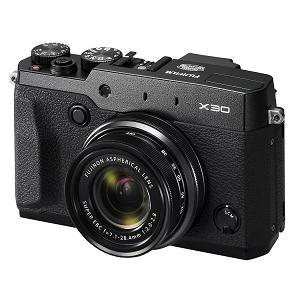 1.Fujifilm X30