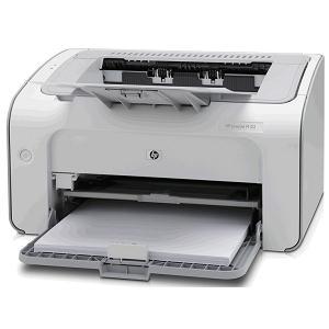 1.HP LaserJet Pro P1102