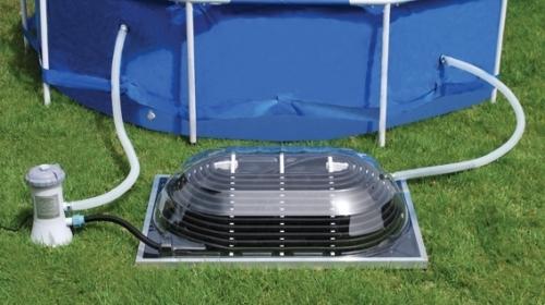 El mejor calentador para piscinas comparativa guia de - Calentar piscina solar ...