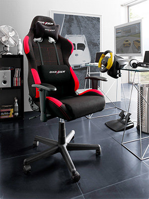 La mejor silla para gamers comparativa gu a de compra for Silla gamer barata