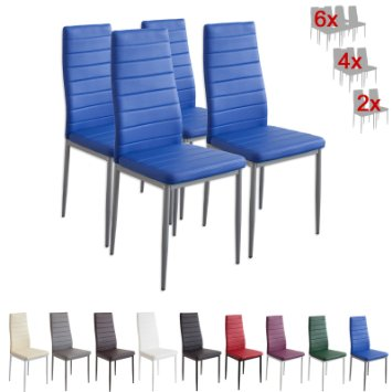 La mejor silla de comedor comparativa guia de compra for Sillas cocina transparentes
