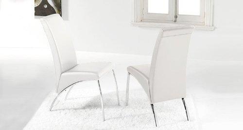 La mejor silla de comedor comparativa guia de compra for Sillas comedor modernas polipiel