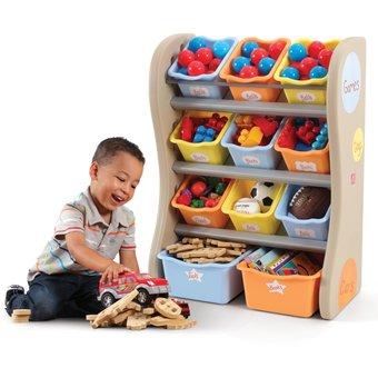 El mejor organizador de juguetes comparativa guia de compra del abril 2018 - Mueble organizador de juguetes ...