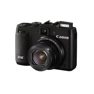 2.Canon Powershot G16