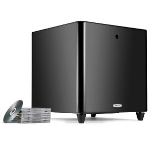 2.Polk Audio DSW660