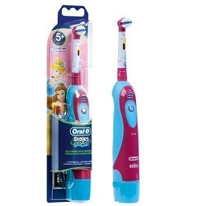 3.Braun Oral-B Stages Power Kids Cenicienta