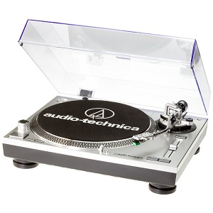 1.Audio Technica AT-LP120USB