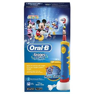 1.Oral-B - Niños Kids Power