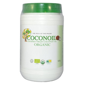 3.Coconoil Virgen Organic Ecológico 1L