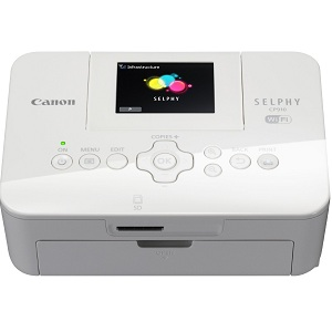 4.Canon SELPHY CP910