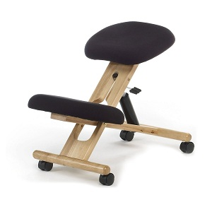 4.Due-home Ergochair negra