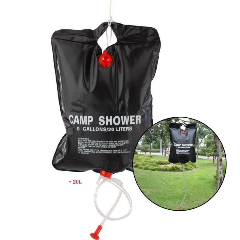 La mejor ducha port til comparativa guia compra del - Duchas portatiles camping ...