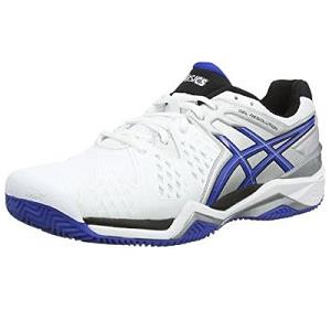 1.Asics Gel-Resolution 6 Clay