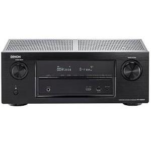 1.Denon AVRX-2200