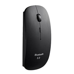 1.Tonor ratón recargable silencioso modo Bluetooth super delgado Ratón inalámbrico