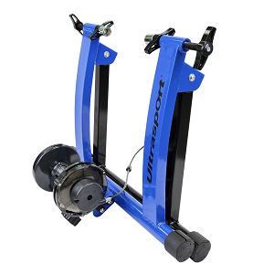 2.Ultrasport - Set de rodillo de bicicleta con cambio de marchas, certificado de seguridad TÜV