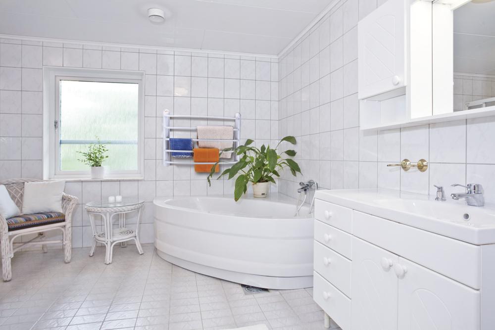 Luxury with bathroom