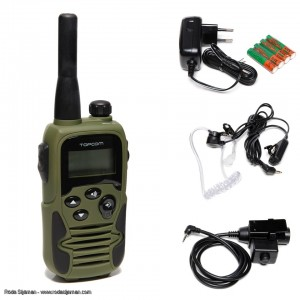 1.3 Topcom Twintalker 9500 Airsoft Edition