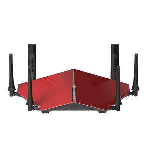 1.D-Link DIR-890L AC3200