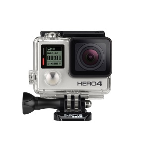 1.GoPro HERO4 Silver Edition Adventure