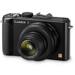 1.Panasonic Lumix DMC-LX7EG-K
