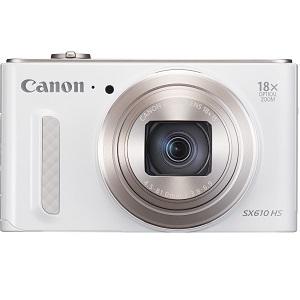 3.Canon SX610 HS