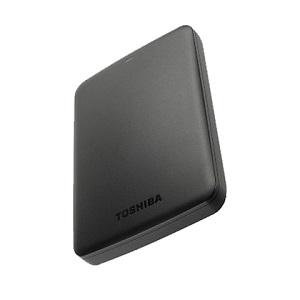 3.Toshiba Canvio Basics