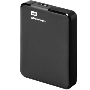 1. Western Digital Elements
