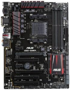 1.1 ASUS A88X-Gamer