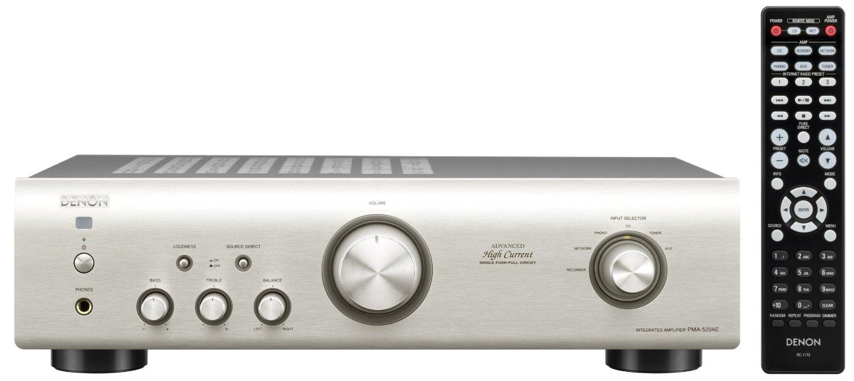 1.1 Denon PMA-520 AE